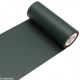 Masking tape large Ardoise vert - 10 cm x 5 m
