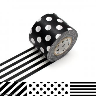 Masking tape large Graphique - 4,5 cm x 15 m