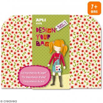 Kit Crée ton sac Apli Kids