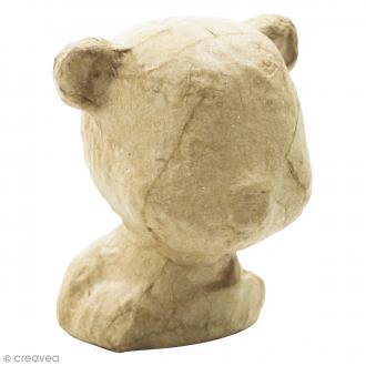 Mini Ours à décorer - 5,5 x 5 x 6 cm