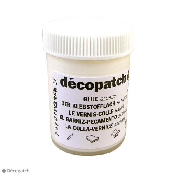 Kit Décopatch Love - Papiers et supports à personnaliser - Photo n°4