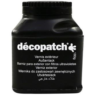 Vernis vitrificateur extérieur Décopatch - 180 g
