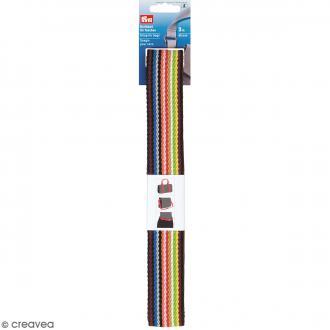Sangles de sac - Multicolore - 40 mm - 3 m