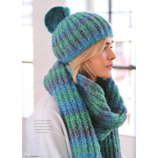 Livre magazine à tricoter Rico Design - LoveWool N°3 - Collection Automne/Hiver - 80 p - Photo n°4