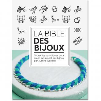 Livre La bible des bijoux - Justine Gaillard