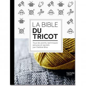 Livre La bible du tricot - Debbie Bliss