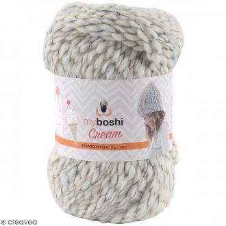 Laine Myboshi Cream - Stracciatella - 100 g