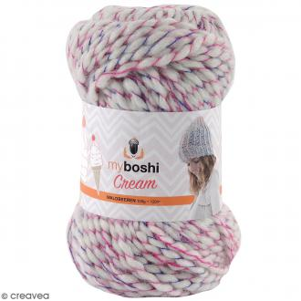 Laine Myboshi Cream - Marshmallow - 100 g