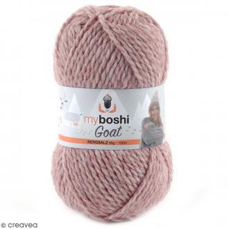 Laine Myboshi Goat - Sel de montagne (Bergsalz) - 50 g