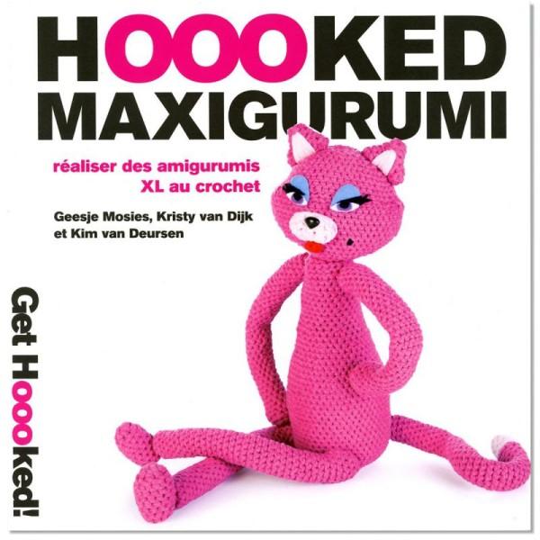 Livre crochet Hoooked Maxigurumi - Photo n°1