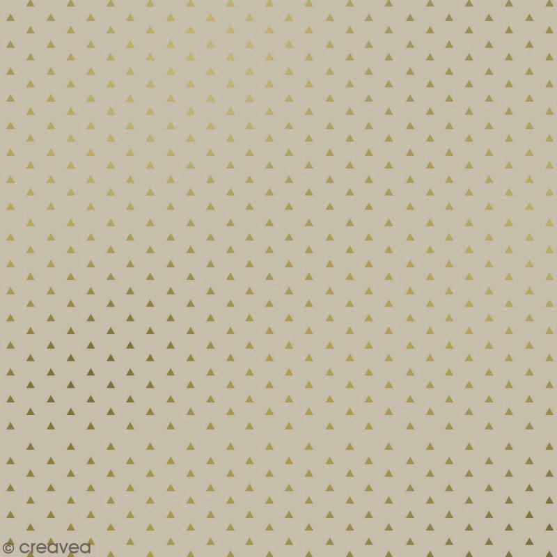 Serviettes en papier - Confettis Dorés - Serviettes Grises et roses - 20 pcs - Photo n°2