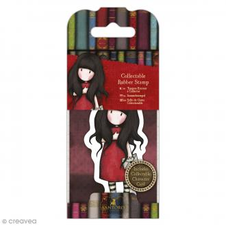 Mini tampon cling Gorjuss - N°33 - From The Heart