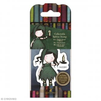 Mini tampon cling Gorjuss - N°34 - Nightlight