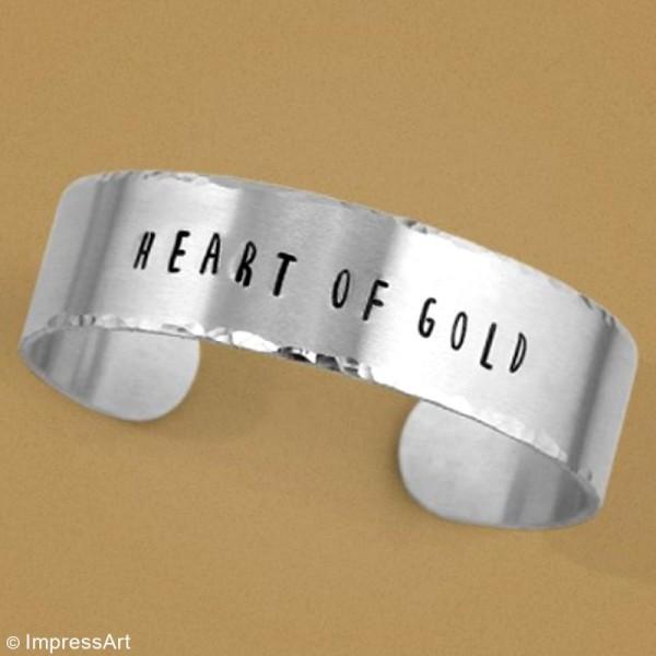 Bracelets à graver et à plier - 15,3 x 1,5 cm - 7 pcs - Photo n°2