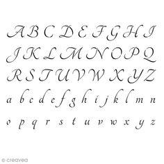 Gabarit multifonctionnel alphabet mandarin - A4 (21 x 29,7 cm)