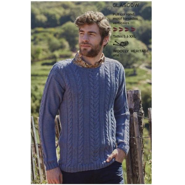 Catalogue tricot DMC - Woolly et Woolly 5 - 24 modèles Femmes - Photo n°6