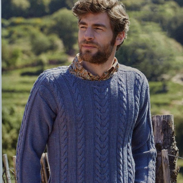 Laine DMC - Woolly Heritage - 50 g - Photo n°2