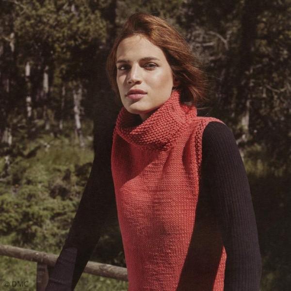 Laine DMC - Woolly 5 Merinos - 50 g - Photo n°2
