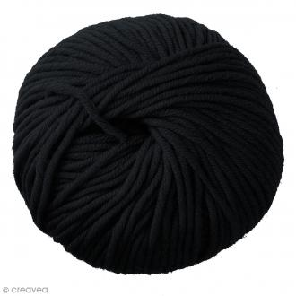 Laine DMC Woolly 5 Marinos - Noir 2 - 50 g