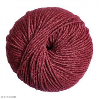 Laine DMC Woolly 5 Marinos - Rouge bordeaux 155 - 50 g