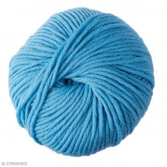 Laine DMC Woolly 5 Marinos - Bleu aqua 73 - 50 g