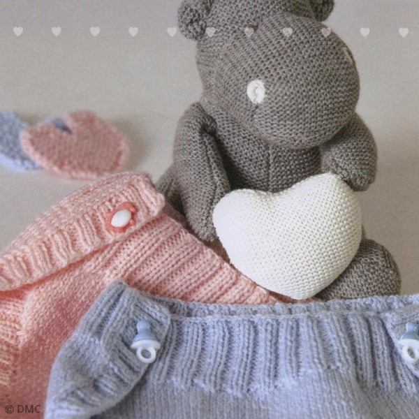 Laine DMC - 100% Baby - 50 g - Photo n°6