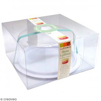Cloche à gâteaux - 28,5 cm de diamètre
