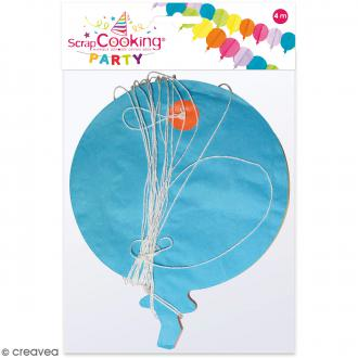 Guirlande Ballons - 10 m