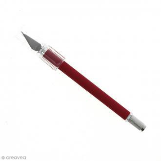 Cutter scalpel de précision - 15 cm