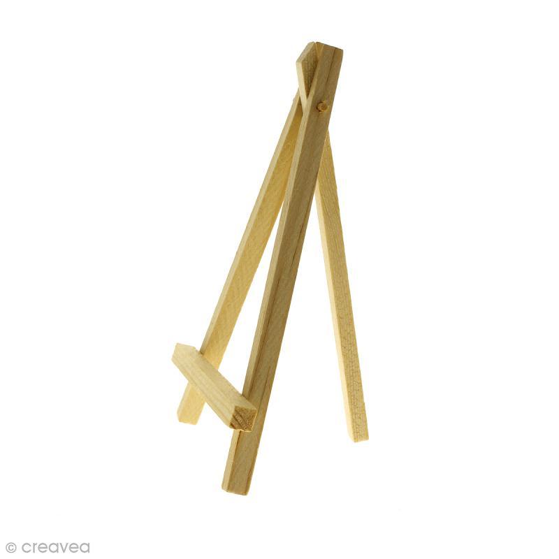 Mini chevalets 16 x 9 cm - 10 pcs - Photo n°3
