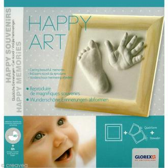 Kit Happy art Empreintes bébé
