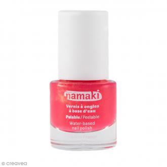 Vernis à ongles pour enfants - Rose corail n° 04 - 7,5 ml