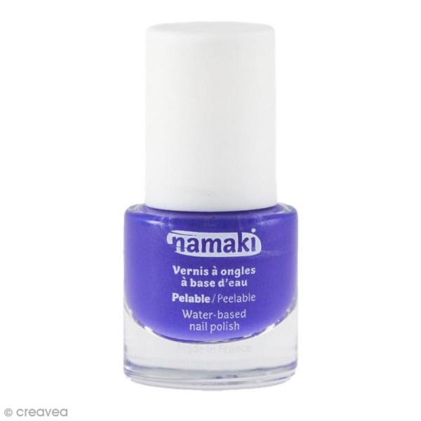 Vernis à ongles pour enfants - Violet n° 07 - 7,5 ml - Photo n°1