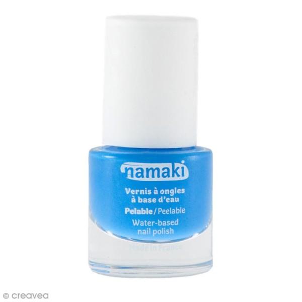 Vernis à ongles pour enfants - Bleu ciel n° 08 - 7,5 ml - Photo n°1