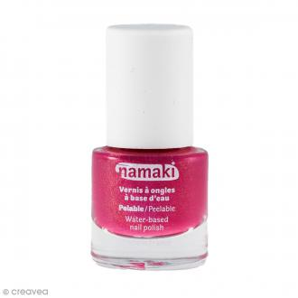 Vernis à ongles pour enfants - Rose fuchsia n° 12 - 7,5 ml
