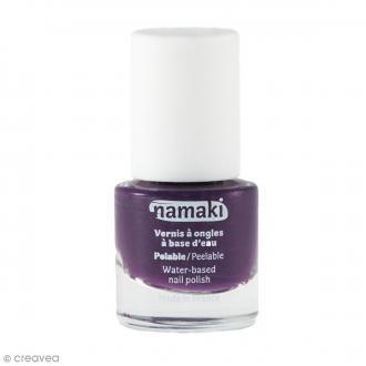Vernis à ongles pour enfants - Violet prune n° 13 - 7,5 ml