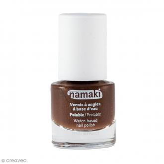 Vernis à ongles pour enfants - Marron bronze n° 14 - 7,5 ml