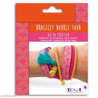 Kit création de Bracelet Toga - Bollywood