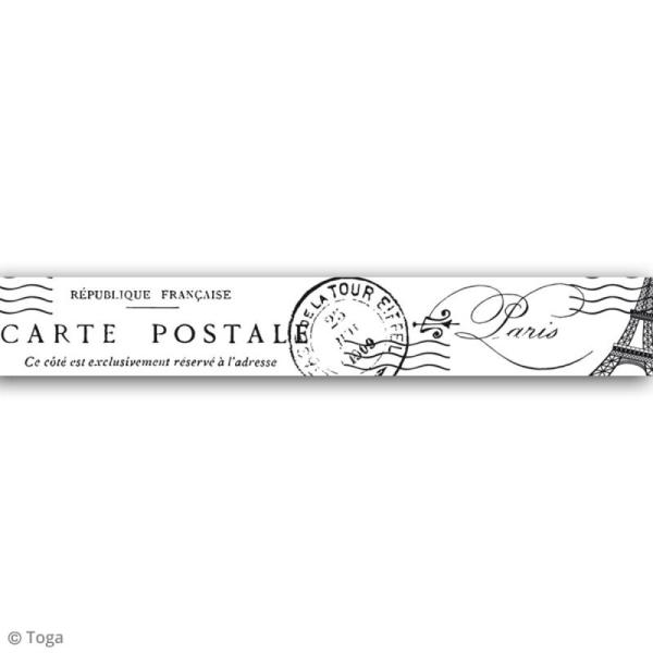 Masking tape Toga - Carte postale - 10 m - Photo n°2