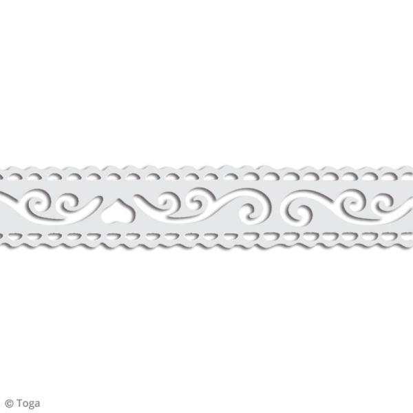 Masking tape Toga - Arabesque - 3 m - Photo n°2