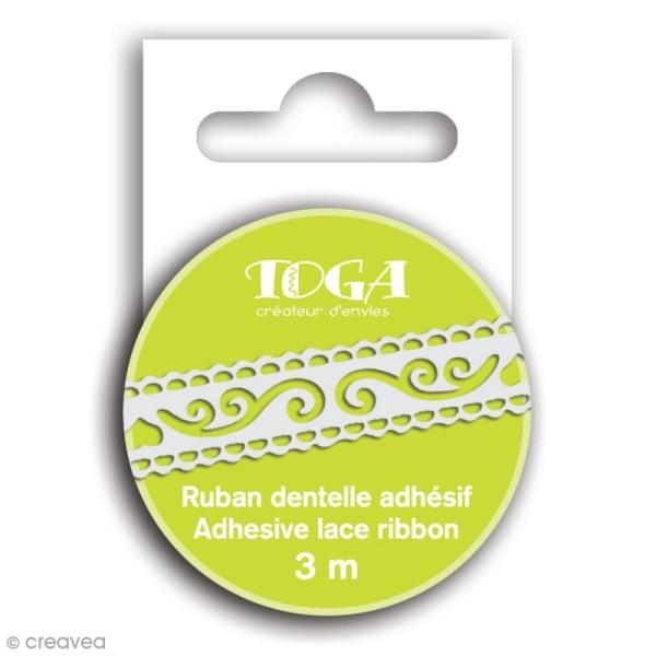 Masking tape Toga - Arabesque - 3 m - Photo n°1