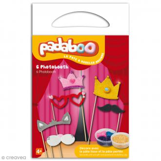 Kit de pâte à modeler Padaboo - Photobooth