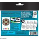 Cartes à colorier pour marqueurs Chameleon - Mini mandalas - 10 x 15 cm - 16 pcs - Photo n°3