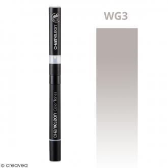 Marqueur à alcool Chameleon - Gris Warm grey 4 - N° WG3