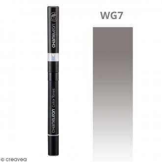Marqueur à alcool Chameleon - Gris Warm grey 7 - N° WG7