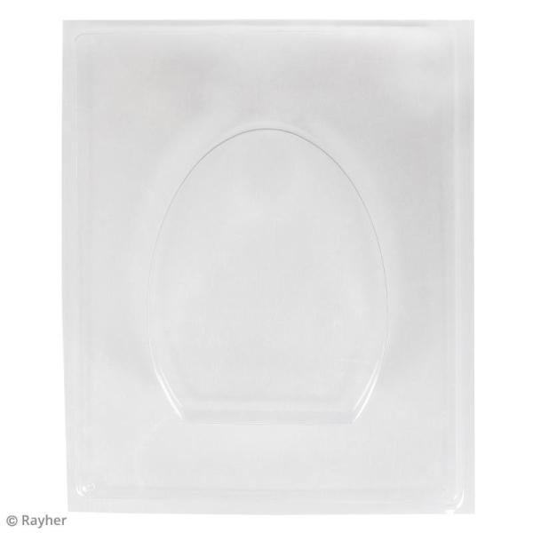 Moule pour béton créatif - Oeuf - 11 X 14 cm - Photo n°3
