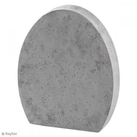 Moule pour béton créatif - Oeuf - 14 x 17,5 cm - Photo n°2