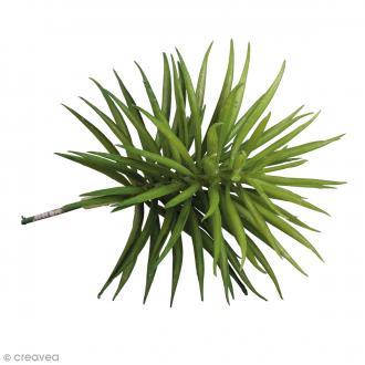 Plante articifielle - Senecio - Plastique - 10 x 9,5 cm