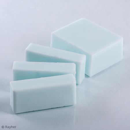 Moule pour savon et béton - Bloc rectangulaire 8 x 5 cm - Photo n°3