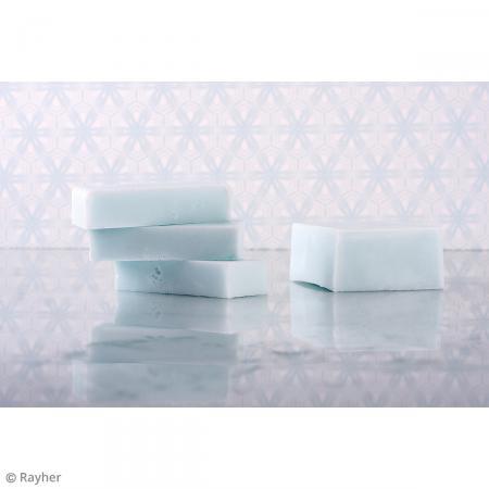 Moule pour savon et béton - Bloc rectangulaire 8 x 5 cm - Photo n°4